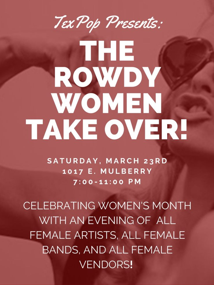 Rowdy Women Takeover
